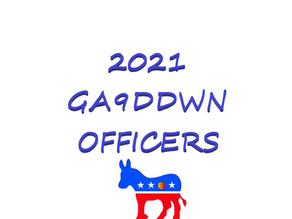New officers look forward to 2021