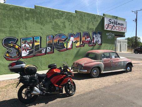Looking for kicks on Route 66