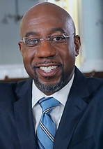 Reverend Warnock for U S Senate.png