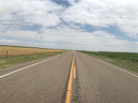 Big country, big miles