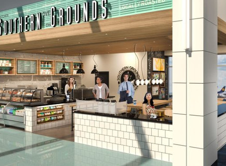 Southern Grounds Set to Open at Jacksonville International Airport