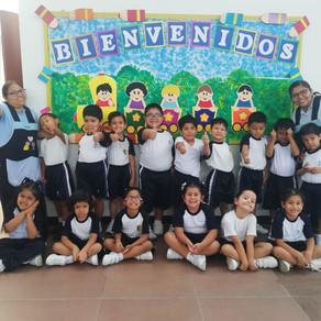 INICIO DE CLASES LUNES 2 DE MARZO 2020