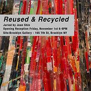 Reused _ Recycled Site-Brooklyn Artist P