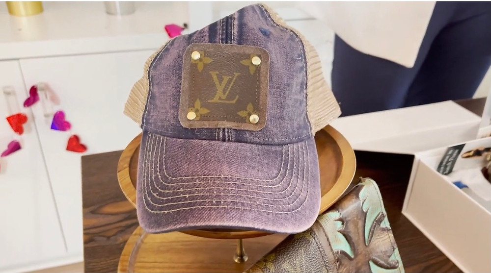 Women's hat and accessories designer fashion style