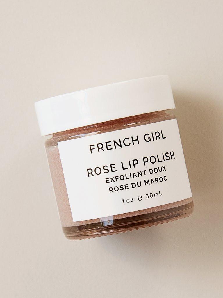 Beauty Tips French Girl Lip Scrub