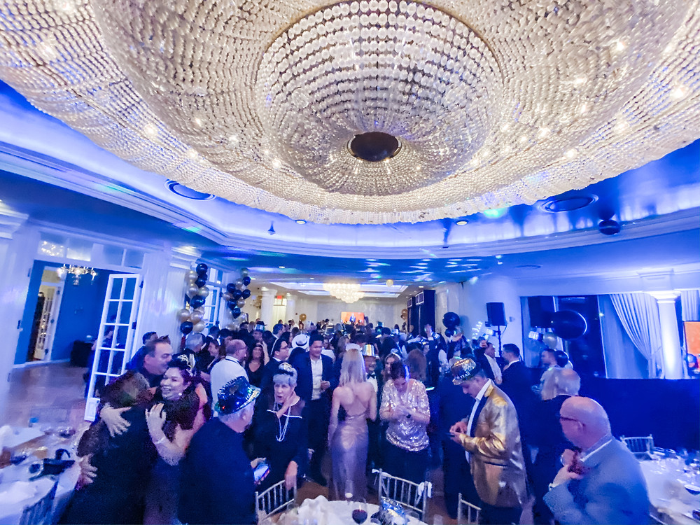 Dance Floor Party the Mansion at Glen Cove New Years Eve Gala