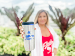 The Best Hotel To Work, Stay, and Play This Summer Is The Hilton Daytona Beach- Here's Why