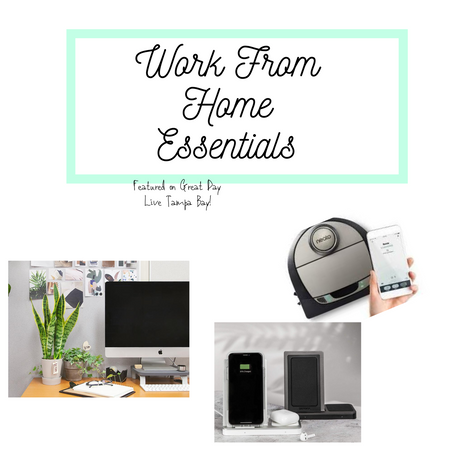 Work-From-Home Essentials