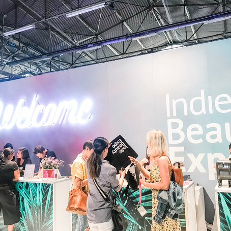 Everything You Wanted To Know About The Indie Beauty Expo NYC