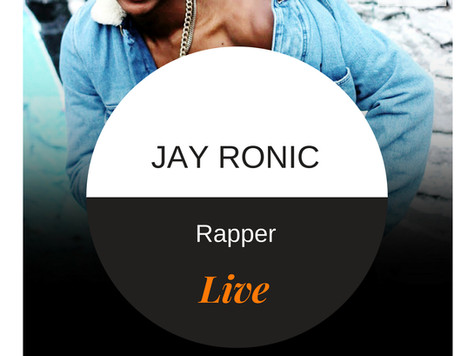 """Jay Ronic to Perform Live at the """"An Spailpin Fanach"""" on the 6th of July."""