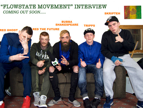 """16 year old rapper Skripteh Full interview with The Labtv Ireland """"Must Watch"""""""