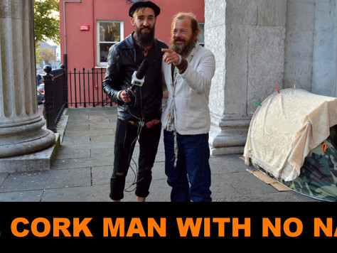 Cork City man living with no name FULL INTERVIEW | The Labtv Ireland