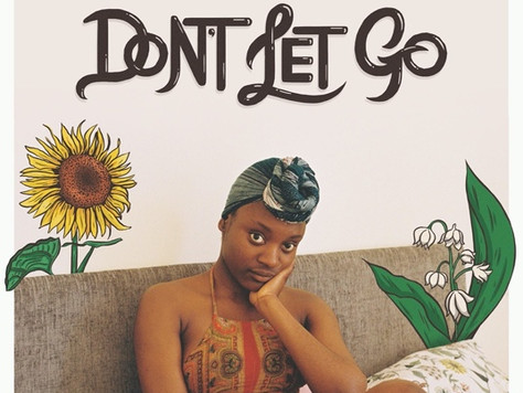 New song from TOLU MAKAY 'Don't Let Go' (soul/pop) + debut EP announcement