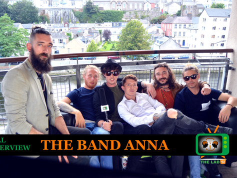 The Band Anna Full Interview with The Labtv Ireland