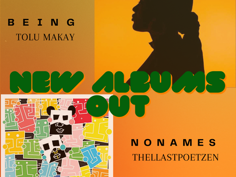Episode 6 | TheLastPoetZen's Album and Tolu Makay's Album