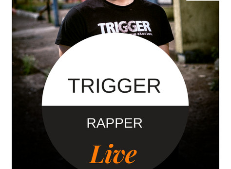 """Irish Rapper TRIGGER to perform Live at the """"An Spailpin Fanach"""" Cork in July."""