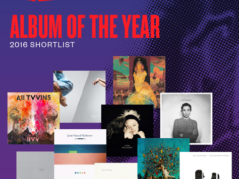 RTÉ Choice Music Prize - Irish Album of The Year list is out...(10 shortlist included)