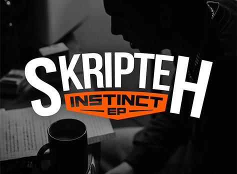 """Skripteh - """"INSTINCT EP"""" (Out Now) Free download/Stream"""