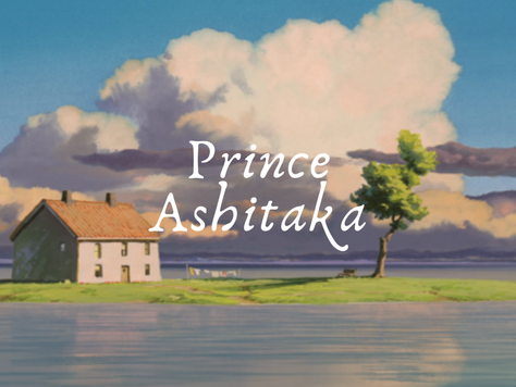 """The Legend Of Ashitaka - The Curse"" - Prince Ash - *Debut Album*"