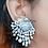 Thumbnail: Statement Pearl CZ Earrings