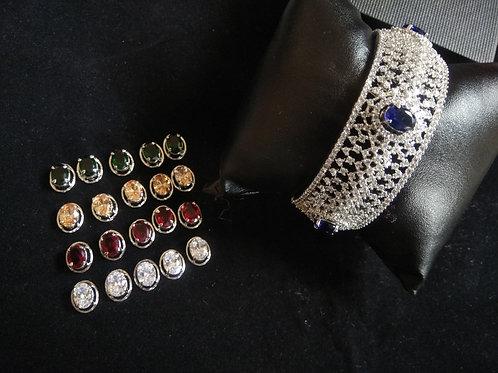 Changeable Stone Bracelet
