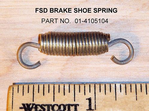 Brake Shoe Spring