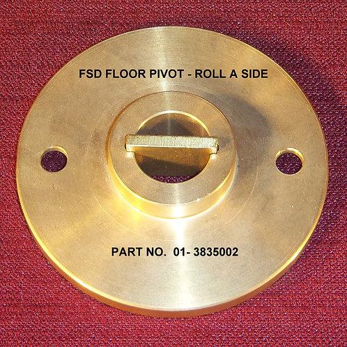 Roll-A-Side Floor Pivot