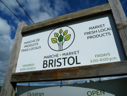 Bristol Market Signage