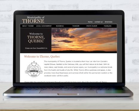 Municipality of Thorne, Quebec