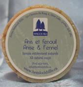 Hemlock Hills Soap Labels