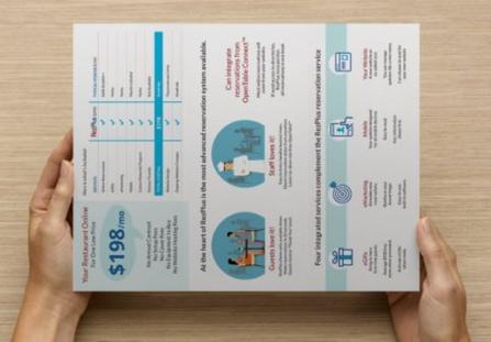 RezPlus Brochure - Inside