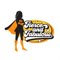 Fierce and Fabulous Logo