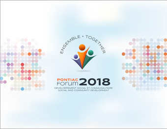 CDC Pontiac Forum 2018 Banner