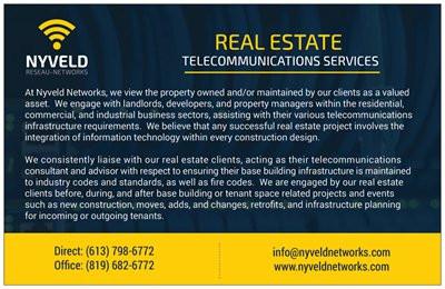 Nyveld Networks Postcard
