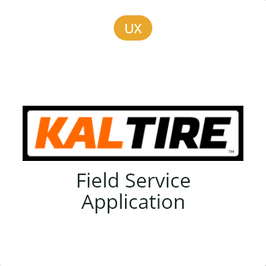 KalTire Field Service Application