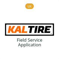 KalTire Field Service Application