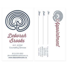 Deborah Brooks Business Card