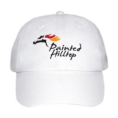 Painted Hilltop Hat