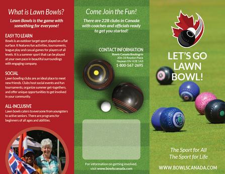 Let's Go Lawn Bowling