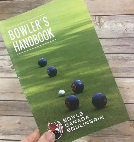 Bowler's Handbook