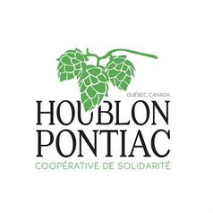 Houblon Pontiac Logo