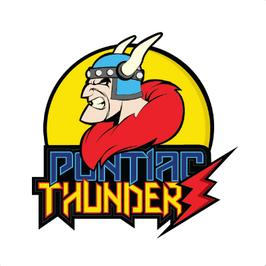 Pontiac Thunder Logo