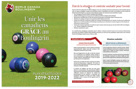 2019-2022 Strategic Plan (Bilingual)