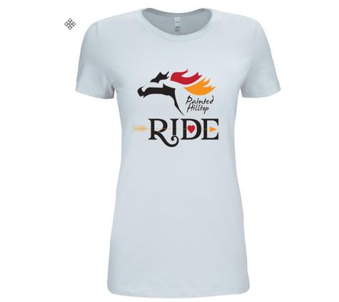 T-Shirt Design - Ride