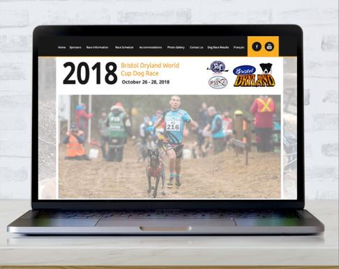 Bristol Dryland Dog Race