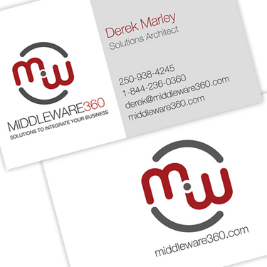 Middleware 360 Business Cards