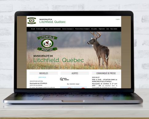 Municipality of Litchfield, Quebec