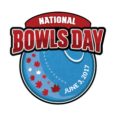 Bowls Canada - National Bowls Day Logo
