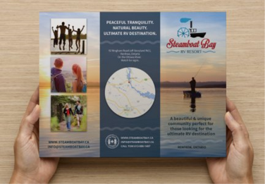 Steamboat Bay RV Resort - Brochure