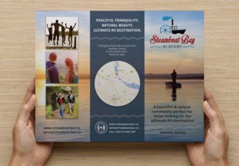 Steamboat Bay RV Brochure - Outside